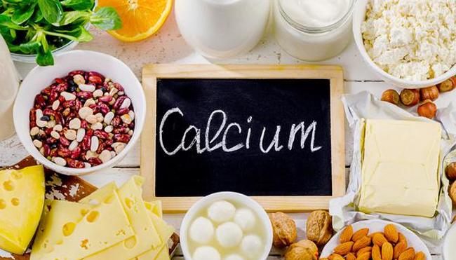 Daftar Makanan dengan Kalsium Tinggi